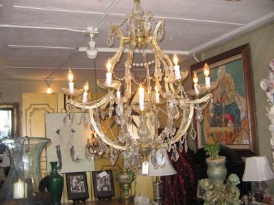 venitian chandelier