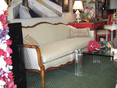 french style sofa--